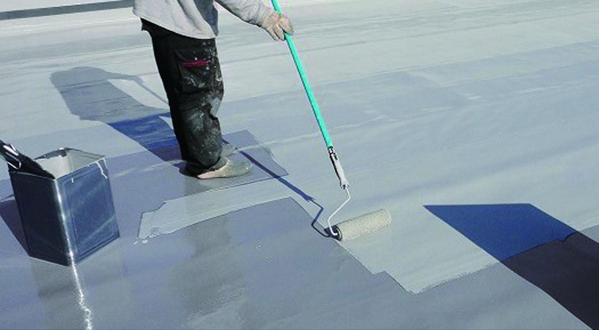 ウレタン塗膜防水工事|エム・ピー・アソシエイト
